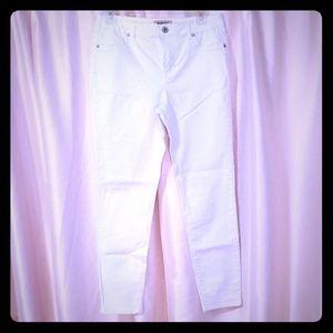 White Pants Size 11